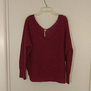 Free People size extra small sweater